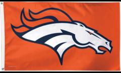 Flagge NFL Denver Broncos - 90 x 150 cm
