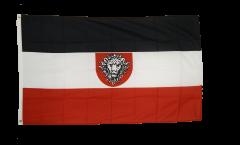 Flagge Deutsches Reich Deutsch-Ostafrika