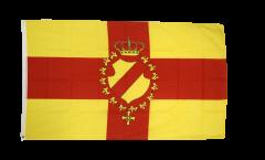 Flagge Deutschland Baden Standarte