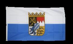 Flagge Deutschland Bayern Dienstflagge - 90 x 150 cm