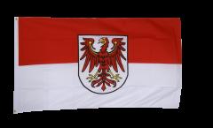 Flagge Deutschland Brandenburg - 60 x 90 cm