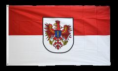 Flagge Deutschland Brandenburg alt