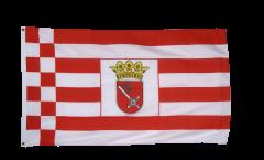 Flagge Deutschland Bremen - 90 x 150 cm