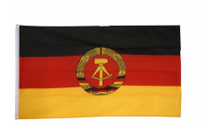 Flagge Deutschland DDR - 90 x 150 cm