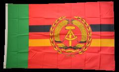 Flagge Deutschland DDR Grenzbrigade Küste