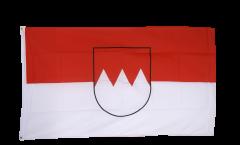 Flagge Deutschland Franken - 60 x 90 cm