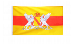 Flagge Deutschland Großherzogtum Baden 2 - 90 x 150 cm
