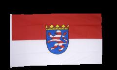 Flagge Deutschland Hessen
