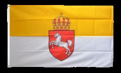 Flagge Deutschland Königreich Hannover 1814-1866 - 90 x 150 cm