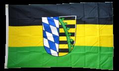 Flagge Deutschland Landkreis Coburg