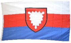 Flagge Deutschland Landkreis Schaumburg - 90 x 150 cm
