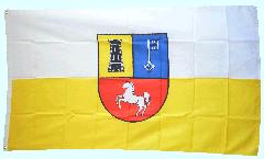 Flagge Deutschland Landkreis Stade - 90 x 150 cm