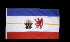 Flagge Deutschland Mecklenburg-Vorpommern - 90 x 150 cm