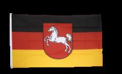 Flagge Deutschland Niedersachsen - 150 x 250 cm