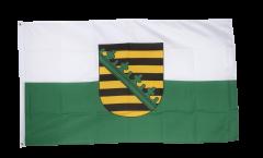 Flagge Deutschland Sachsen - 90 x 150 cm