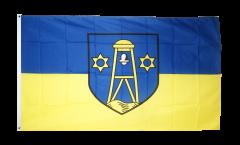 Flagge Deutschland Stadt Baltrum
