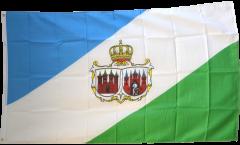 Flagge Deutschland Stadt Brandenburg - 90 x 150 cm