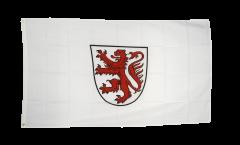 Flagge Deutschland Stadt Braunschweig