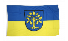 Flagge Deutschland Stadt Hagen - 90 x 150 cm