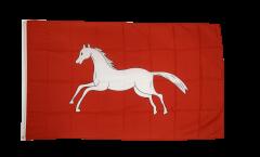 Flagge Deutschland Stadt Hannover - 90 x 150 cm