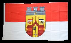 Flagge Deutschland Stadt Herford - 90 x 150 cm
