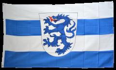 Flagge Deutschland Stadt Ingolstadt