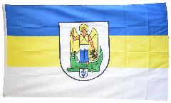 Flagge Deutschland Stadt Jena - 90 x 150 cm