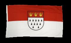 Flagge Deutschland Stadt Köln - 150 x 250 cm