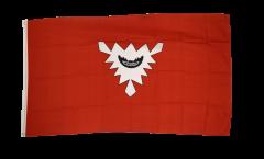 Flagge Deutschland Stadt Kiel