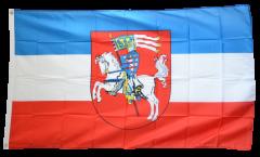 Flagge Deutschland Stadt Marburg - 90 x 150 cm