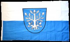 Flagge Deutschland Stadt Offenbach am Main - 90 x 150 cm
