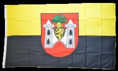 Flagge Deutschland Stadt Plauen - 90 x 150 cm