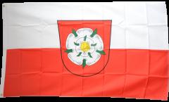 Flagge Deutschland Stadt Rosenheim
