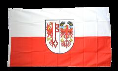 Flagge Deutschland Stadt Salzwedel - 90 x 150 cm