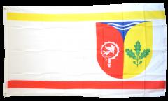 Flagge Deutschland Stadt Schwentinental - 90 x 150 cm