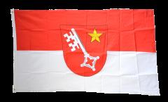 Flagge Deutschland Stadt Worms - 90 x 150 cm