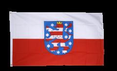 Flagge Deutschland Thüringen