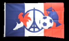 Flagge EM 2016 - 90 x 150 cm