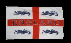 Flagge England 4 Löwen