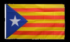 Flagge Estelada blava Katalonien