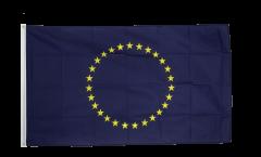 Flagge Europäische Union EU mit 27 Sternen