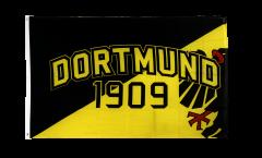 Flagge Fanflagge Dortmund 1909 Adler - 90 x 150 cm