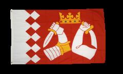 Flagge Finnland Nordkarelien - 90 x 150 cm