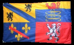 Flagge Frankreich Ain - 90 x 150 cm