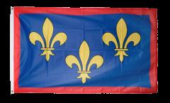 Flagge Frankreich Anjou