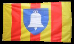 Flagge Frankreich Ariège - 90 x 150 cm