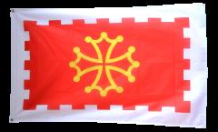 Flagge Frankreich Aude - 90 x 150 cm