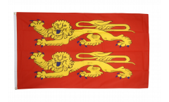 Flagge Frankreich Basse Normandie, p'tits cats