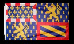 Flagge Frankreich Bourgogne-Franche-Comté