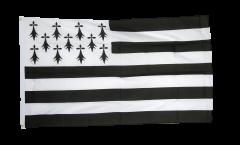 Flagge Frankreich Bretagne